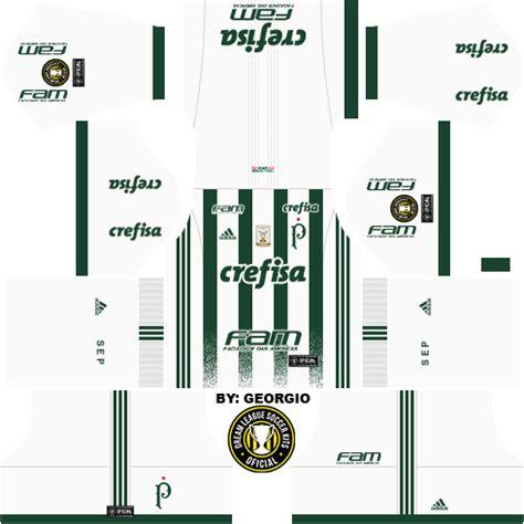 Dream League Soccer Kits: Palmeiras (Reserva) 17/18 ...