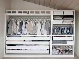 Kleiner Kleiderschrank Ikea : closet systems ikea to make your stuff well organized ~ Watch28wear.com Haus und Dekorationen