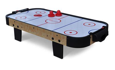 air hockey table game table top air hockey game savvysurf co uk