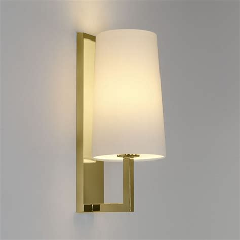 astro riva 350 single wall light polished chrome finish 0988 from easy lighting