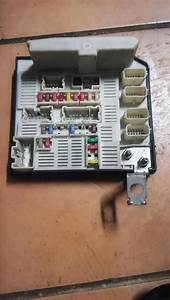 Renault Clio Mk2 Engine Fuse Box