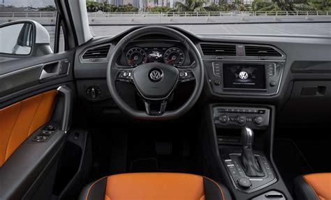 volkswagen tiguan interni volkswagen tiguan 2019 listino prezzi motori e consumi