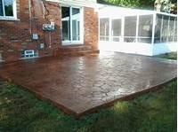 perfect patio design ideas concrete Perfect Patio Design Ideas Concrete - Patio Design #183