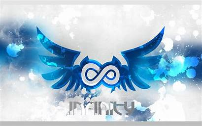 Infinity Wallpapers Sign Symbol Cool 3d Galaxy
