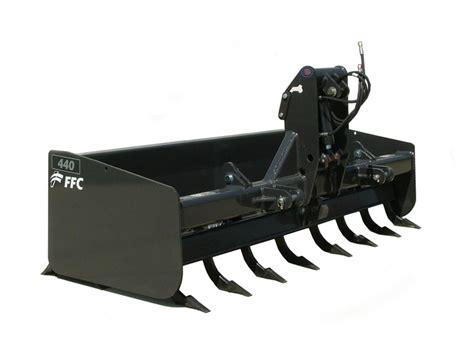 ffc sd box scraper  hydraulically actuated scarifier