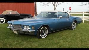 1971 Buick Riviera Gs Gran Sport With A 455 Engine