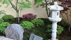 Plante Pour Jardin Japonais : zen jardin et terrasse en toute s r nit c t maison ~ Dode.kayakingforconservation.com Idées de Décoration
