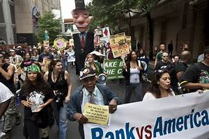 Activists Protest Outside Bank Of America Shareholders ...