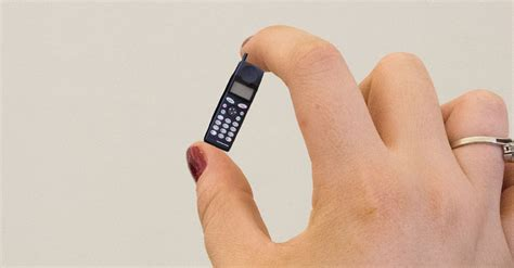 Tiny Häuser Mobil by Uk Considers Ban On Tiny Mobile Phones