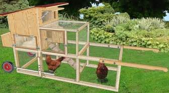 Poule Et Jardin Abonnement by Tracteur 224 Poules Plan Poulailler Bio