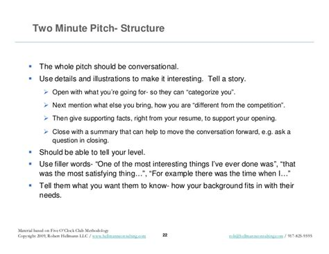 Rã Sumã Pitch by Your Search Promotional Materials Resume Cover Letters And Pit
