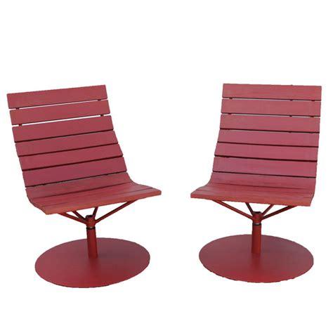 rode fauteuil ikea marcus arvonen voor ikea ps 2009 2 rode draaifauteuils