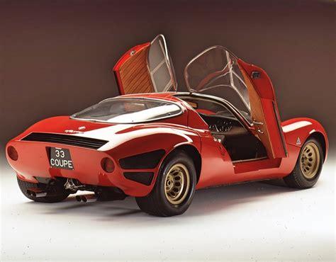 Alfa Romeo Showcases Its Most Beautiful Classic Cars Maxim