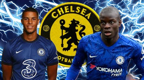 Chelsea Transfer News Today | Chelsea's THIRD SIGNING ...
