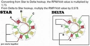Wye Start  Delta Run Diagram  Electricalengineering  Eee