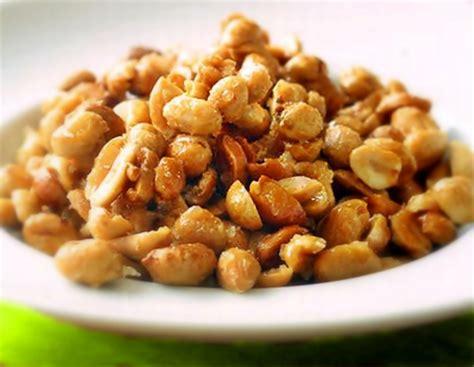 roasting peanuts honey roasted peanuts recipe dishmaps