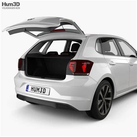 volkswagen polo beats  hq interior   model humd