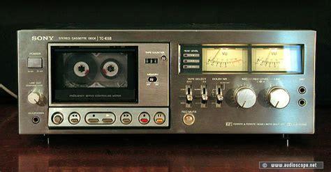 Sony Cassette Deck Tck6b