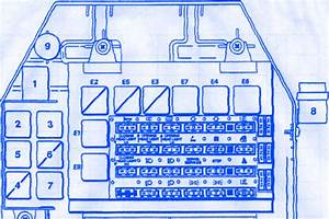 Fiat Yugo 1998 Main Fuse Box  Block Circuit Breaker Diagram
