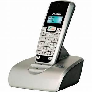 Combiné Téléphone Fixe : t l phone fixe sans fil sagem d40t achat vente combin suppl mentaire t l phone fixe sans ~ Medecine-chirurgie-esthetiques.com Avis de Voitures