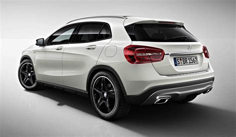 Mercedes Gla Class Photo by Mercedes Gla Edition 1 Limited Edition Compact Suv