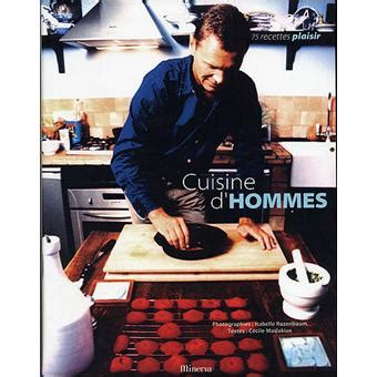 livre cuisine homme cuisine d 39 hommes 75 recettes plaisir broché cécile