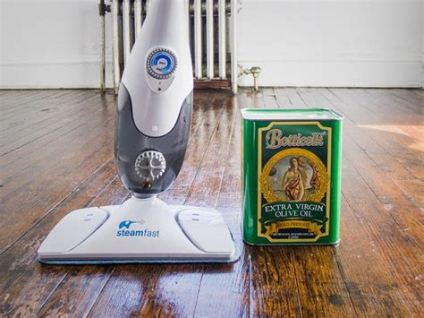 steam mop olive on wood floor hardwood floor naturally products
