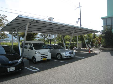 Carport Roof Mounted Solar Panel Manufacturers And