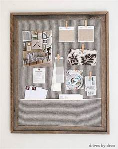12 Beautiful Home Office Bulletin Board Ideas - Home