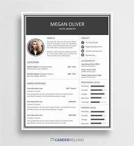 Free Word Resume Templates