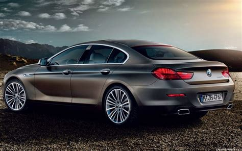 7 Series Sedan Hd Picture by Bmw 6 Series Gran Coupe Partsopen