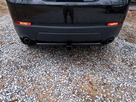curt 13247 trailer hitch installed land rover discovery sport forum