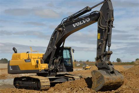 volvo machines  earthline  agg net
