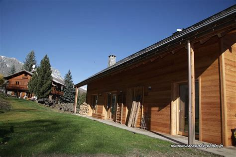 constructeur chalet bois maison bois ossature bois