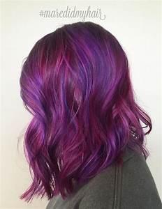1000+ ideas about Subtle Purple Hair on Pinterest | Plum ...