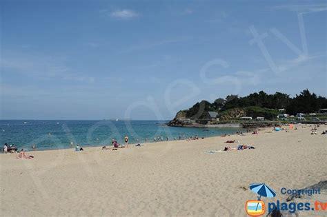 plage de port blanc dinard  ille  vilaine bretagne