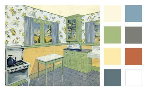 vintage kitchen colors 1929 kitchen color scheme vintage color antique home 3214
