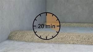Isoler Un Sol : comment isoler un sol avec les plaques de sol fermacell youtube ~ Melissatoandfro.com Idées de Décoration