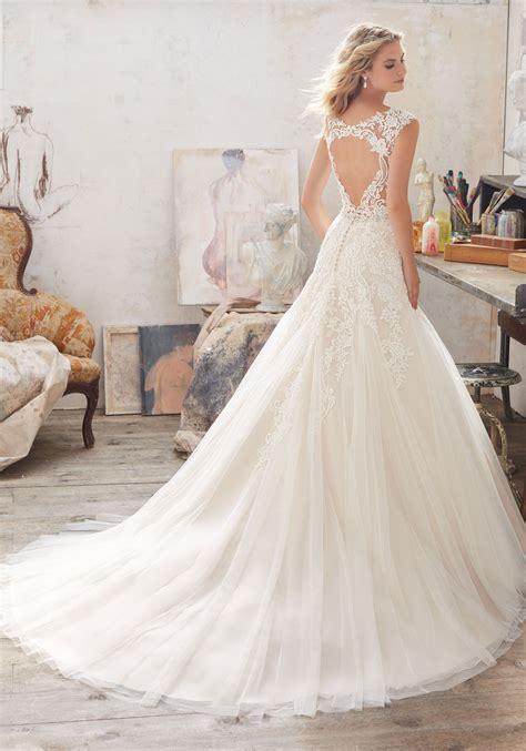 Marciana Wedding Dress Style 8117 Morilee