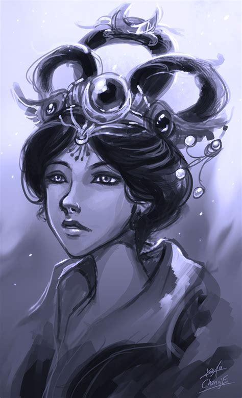 change smite goddess change faerie   moon