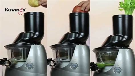 juicer slow kuvings