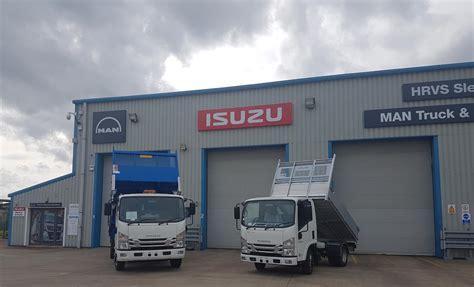 Isuzu Truck Adds Hrvs (sleaford) Ltd To Its Expanding