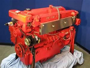 American Diesel 6n140 Marine Diesel Engine Has Been The