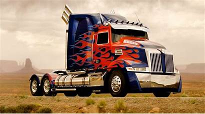 Optimus Prime Truck Transformers Wallpapers Background Bumble