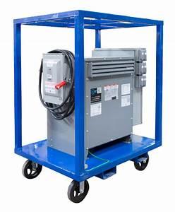 Larson Electronics 25 Kva Temporary Power Distribution