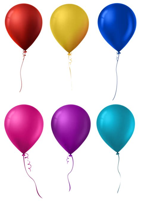 balloon set clip art png image gallery yopriceville