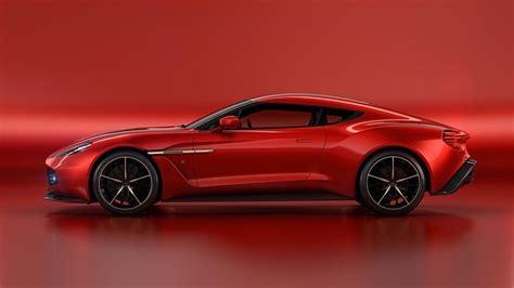 Martin Vanquish Coupe by 2016 Aston Martin Vanquish Zagato Coupe Trend Car Gallery