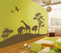 great kidsroom wall decals Wall Decal Decorating Ideas for Children's Rooms | My New ...