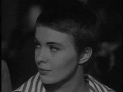 Jean Seberg Mia Farrow 1960 Giphy Privas