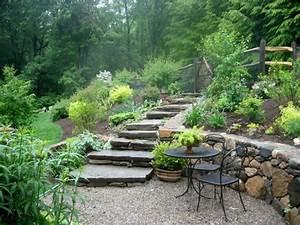 Gartenideen Mit Steinen : tolle gartenideen mit treppen die das exterieur sch ner machen ~ Indierocktalk.com Haus und Dekorationen
